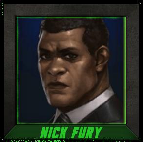 Marvel Future Fight Nick Fury - Speed