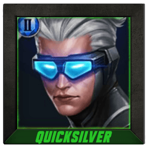 Marvel Future Fight Quicksilver - Speed