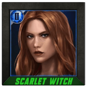Marvel Future Fight Scarlet Witch - Blast