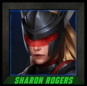 Marvel Future Fight Sharon Rogers - Blast