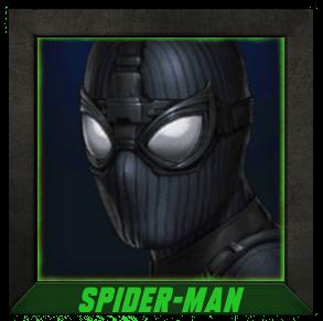 Marvel Future Fight Spider-Man - Speed