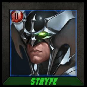 Marvel Future Fight Stryfe - Blast