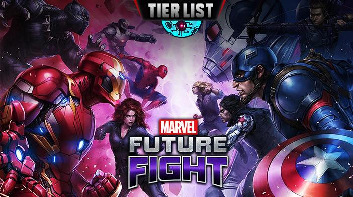 Marvel Future Fight Tier List