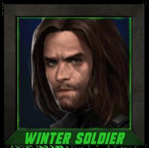 Marvel Future Fight Winter Soldier - Speed