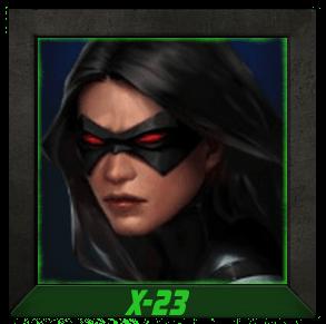 Marvel Future Fight X-23 - Speed