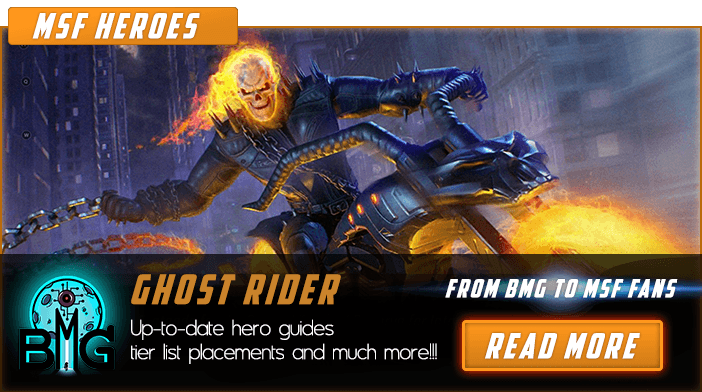 Marvel Strike Force Ghost Rider Featured