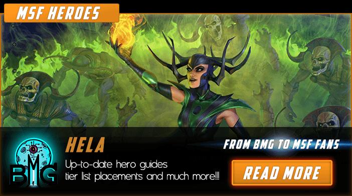 Marvel Strike Force Hela Featured