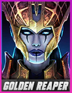 Raid Heroes Golden Reaper