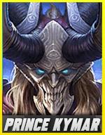 Raid Heroes Prince Kymar