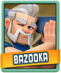 Rush Wars Bazooka