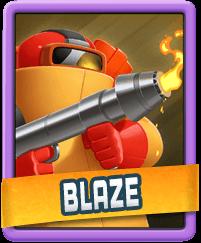 Rush Wars Blaze