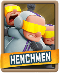 Rush Wars Henchmen