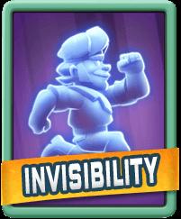 Rush Wars Invisibility