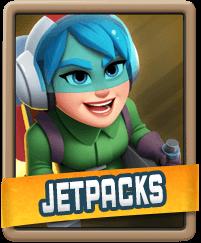 Rush Wars Jetpacks