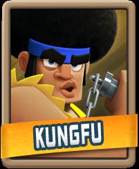 Rush Wars Kungfu