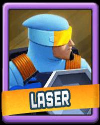 Rush Wars Laser