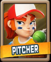 Rush Wars Pitcher