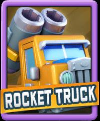 Rush Wars Rocket Truck