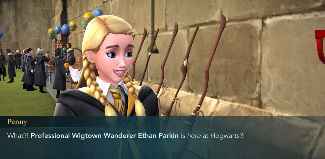Harry Potter Hogwarts Mystery Quidditch Season 1 Chapter 7