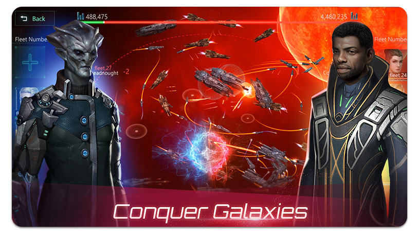Stellaris Mobile