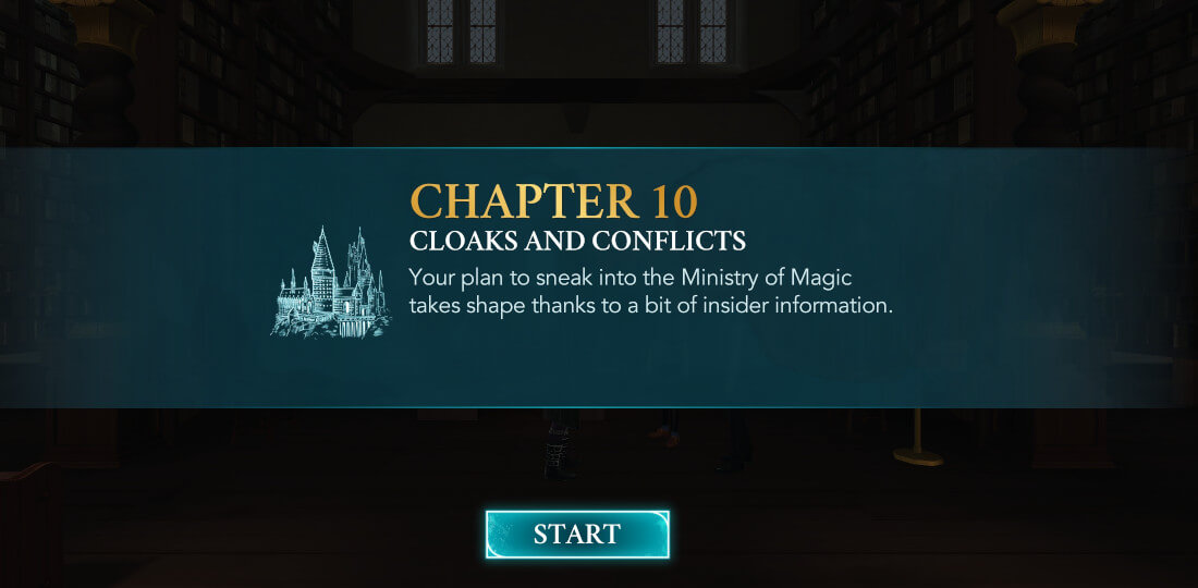 Harry Potter Hogwarts Mystery Walkthrough Year 6 Chapter 10