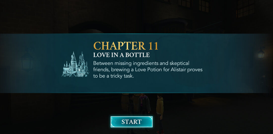 Harry Potter Hogwarts Mystery Walkthrough Year 6 Chapter 11