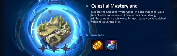 Celestial Mysteryland
