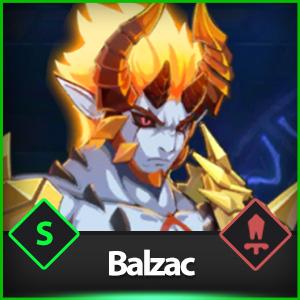 Grand Chase Balzac