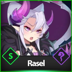 Grand Chase Rasel