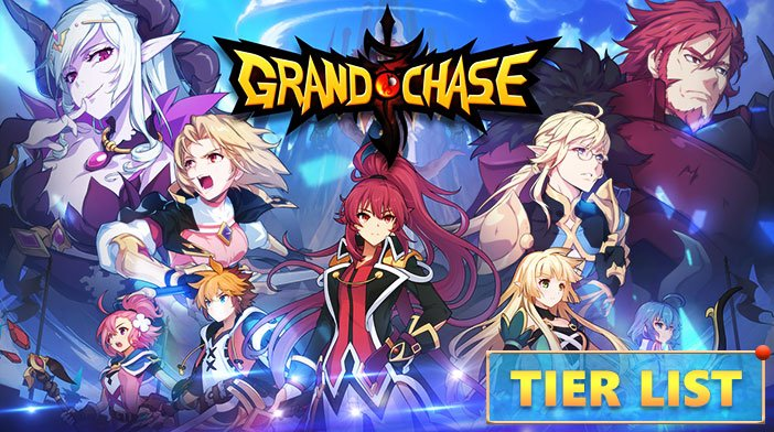 Grand Chase Tier List