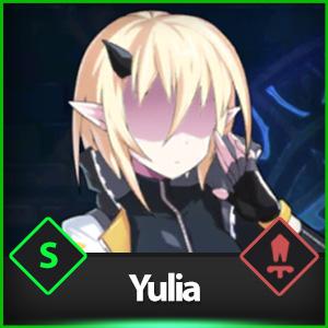 Grand Chase Yulia