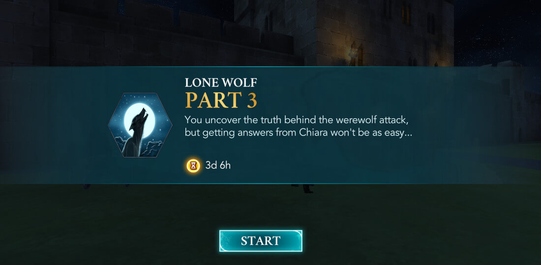 Harry Potter Hogwarts Mystery Walkthrough Lone Wolf Part 3
