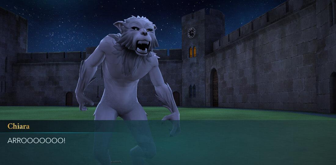 Harry Potter Hogwarts Mystery Walkthrough Lone Wolf Part 4