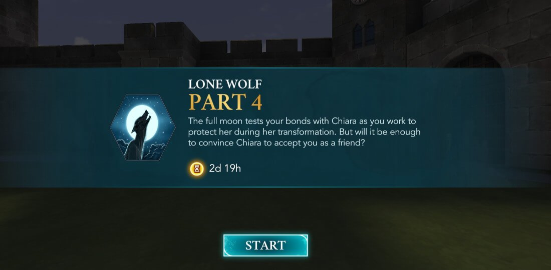 Harry Potter Hogwarts Mystery Walkthrough Lone Wolf Part 4