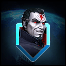 Marvel Strike Force Mr. Sinister icon