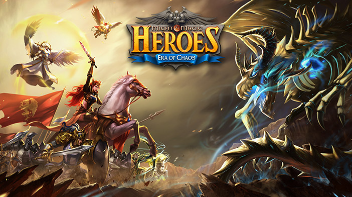 Might & Magic Heroes - Era of Chaos Pre-Registration