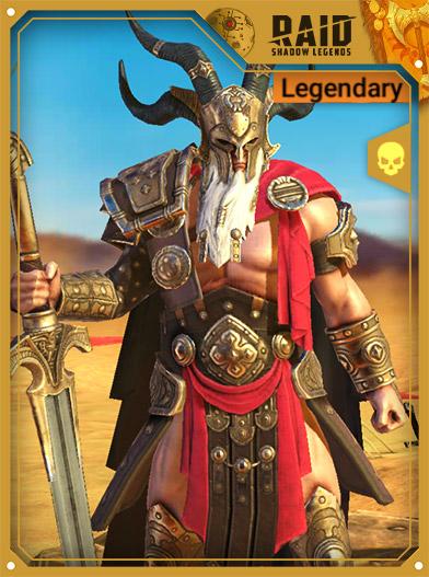 Raid Shadow Legends Best Champions - Elder Skarg