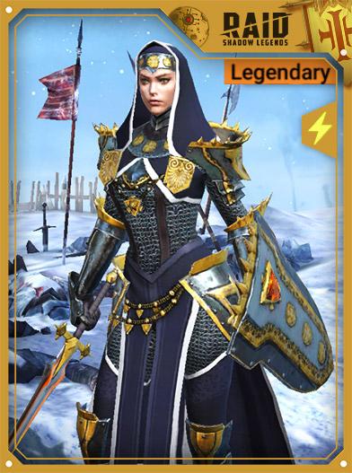 Raid Shadow Legends Best Champions - Martyr