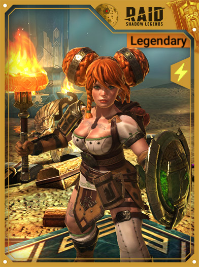 Raid Shadow Legends Best Champions - Maulie Tankard