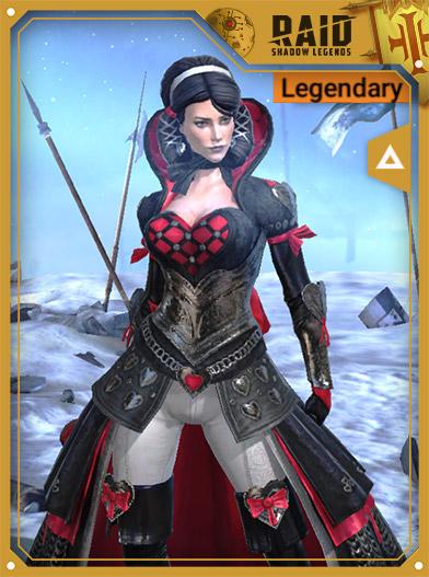 Raid Shadow Legends Best Champions - Venus