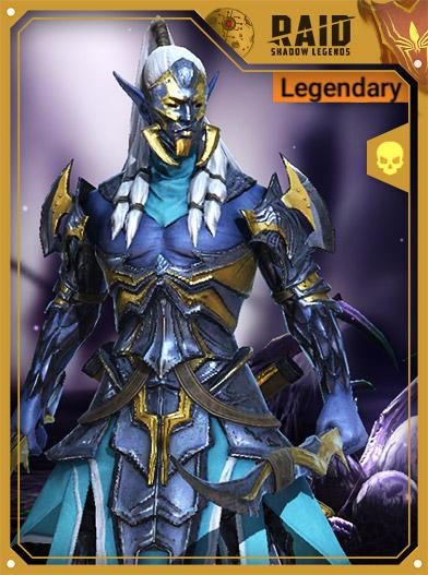 Raid Shadow Legends Best Champions - Vizier