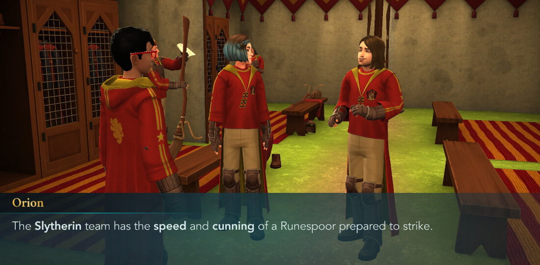 Harry Potter Hogwarts Mystery Quidditch Season 1 Chapter 10