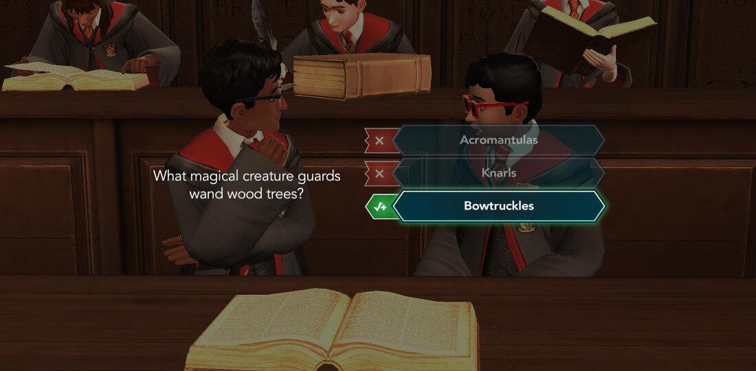 Harry Potter Hogwarts Mystery Walkthrough Year 6 Chapter 12