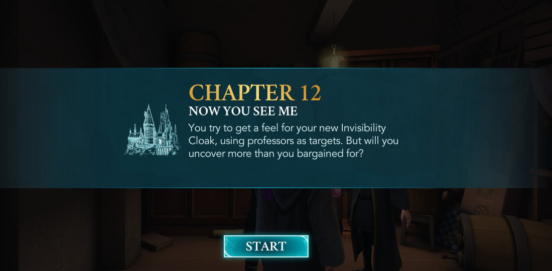Harry Potter Hogwarts Mystery Walkthrough Year 6 Chapter 12
