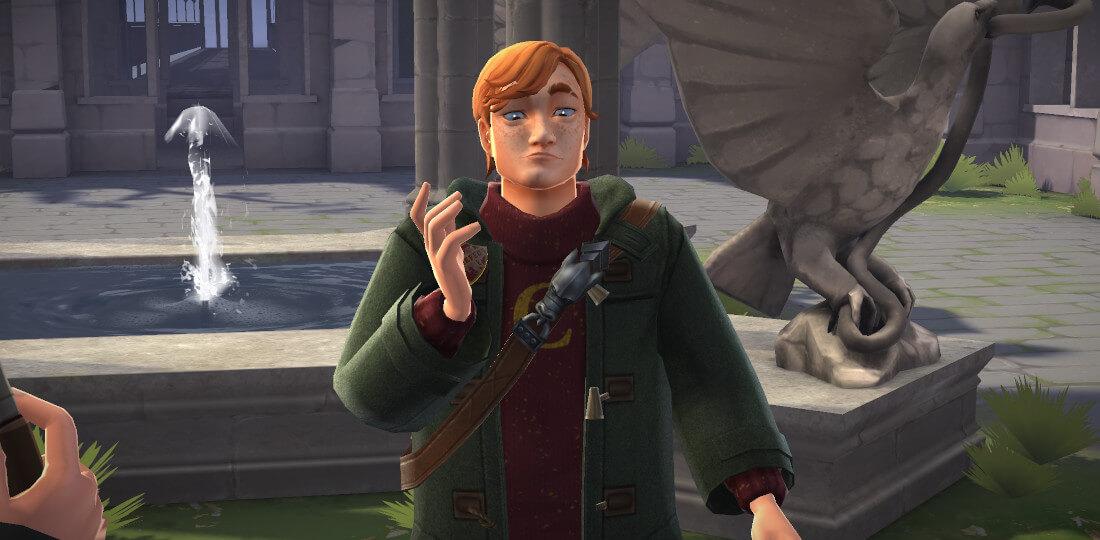 Harry Potter Hogwarts Mystery Walkthrough Year 6 Chapter 13