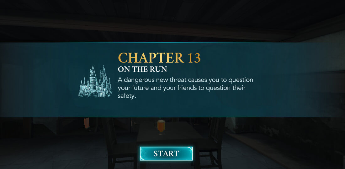 Harry Potter Hogwarts Mystery Walkthrough Year 6 Chapter 13