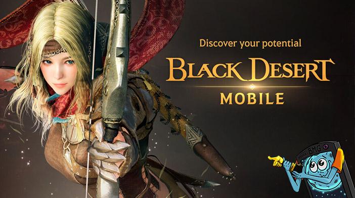 Black Desert Mobile Review