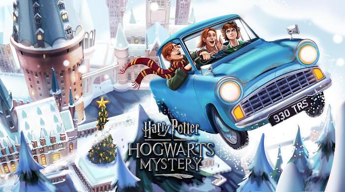 Hogwarts Mystery Winter Update Featured