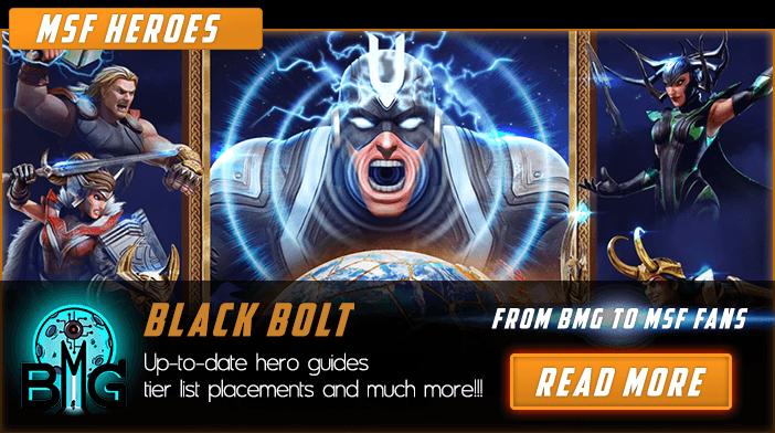 Marvel Strike Force Black Bolt Featured