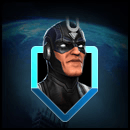 Marvel Strike Force Black Bolt Icon